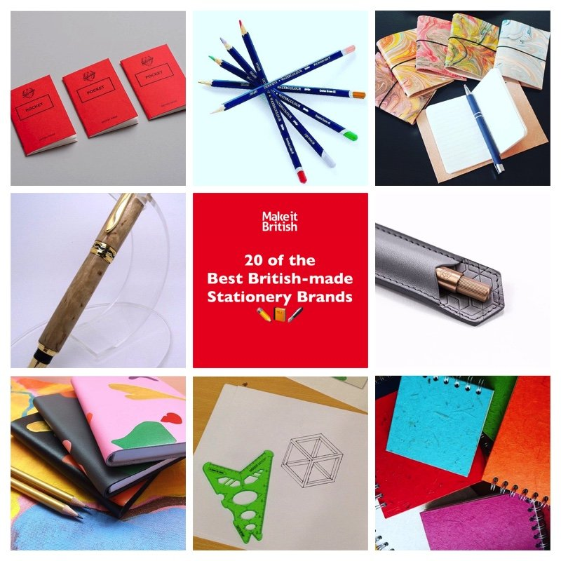 British Stationery Brands