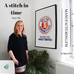 Make it British Manufacturing at Heart Podcast