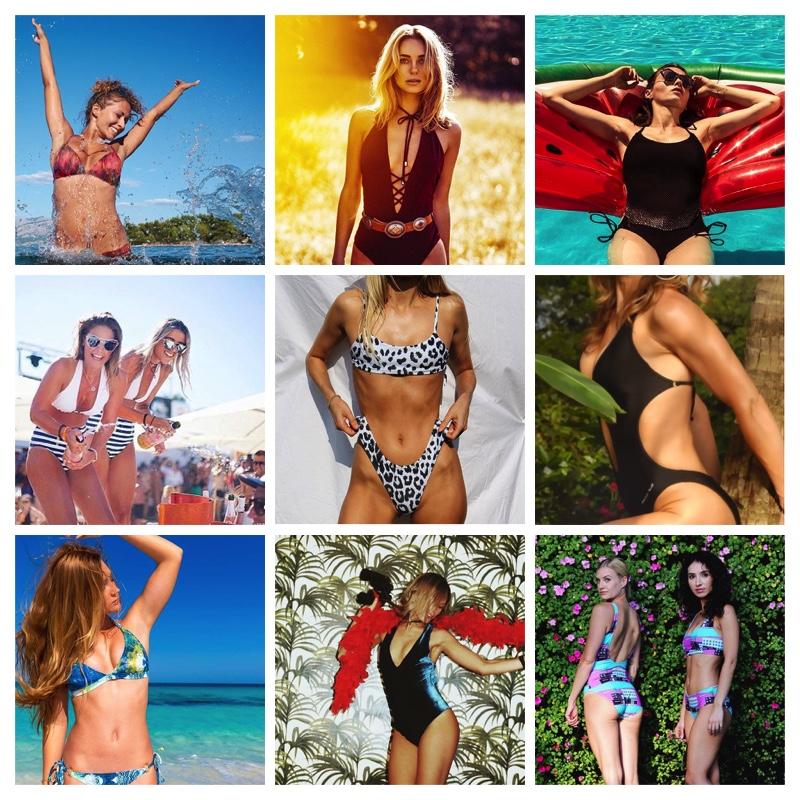 Top 10 British Swimwear