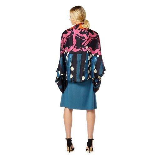 Bodleian reversible bolero jacket
