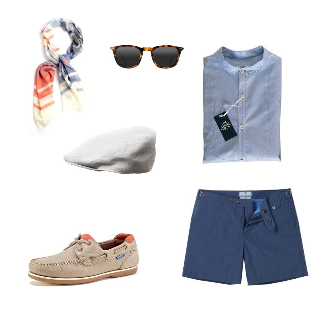 Men what to wear Wimbledon