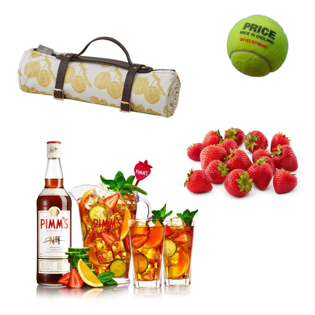 What you need to take to Wimbledon