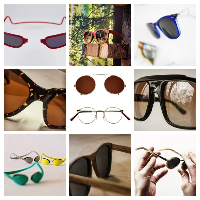 British-made Sunglasses