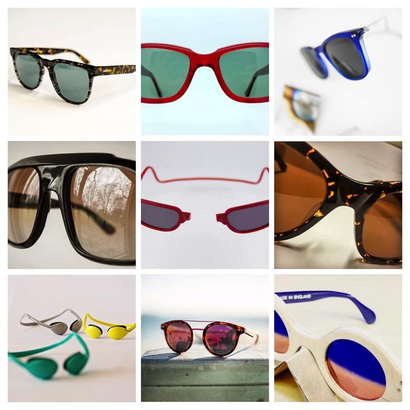 British-made sunglasses
