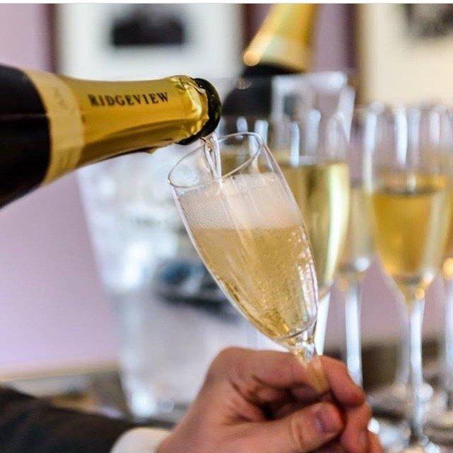 Ridgeview English Sparkling Wine