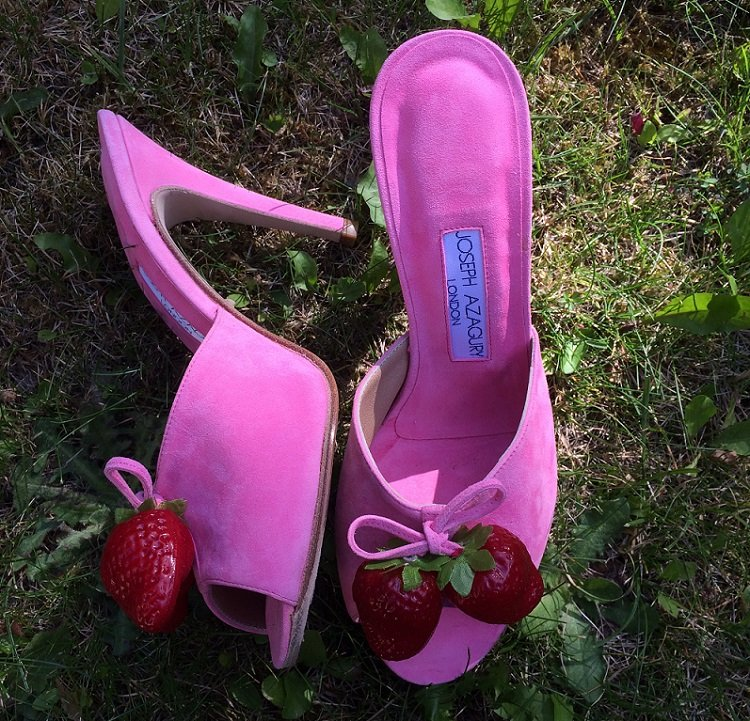 Strawberry Kiss: limited edition for the Wimbledon Tennis 2017