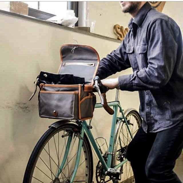 Trakke British-made cycle accessories