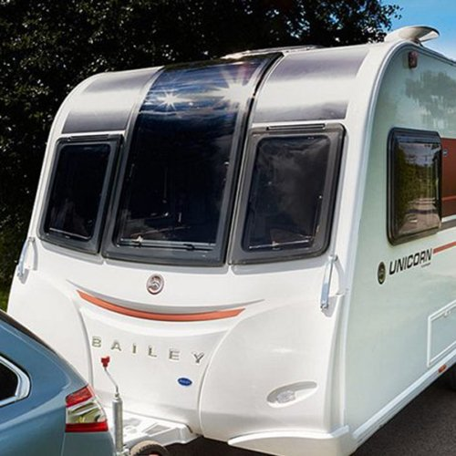 Bailey British Caravans