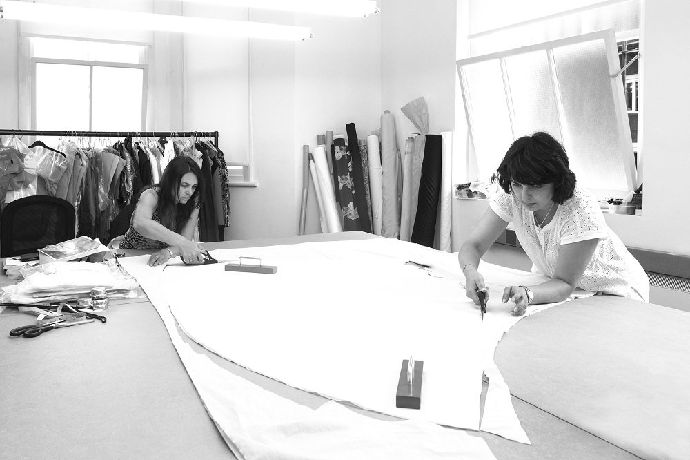 garment manufacturer Tanya Dimitrova