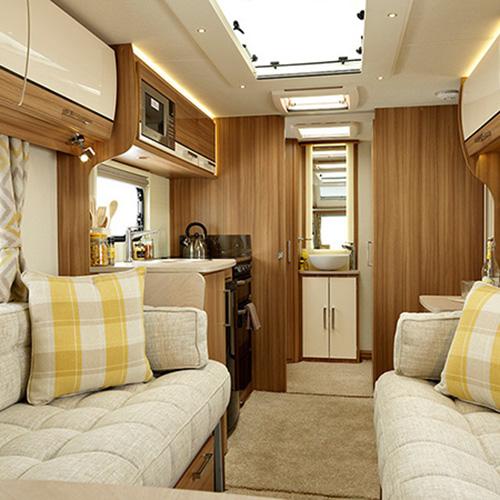 Lunar British Caravans