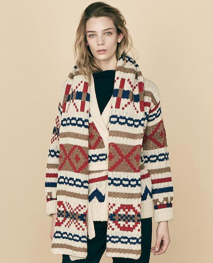 and daughter british knitwear brand