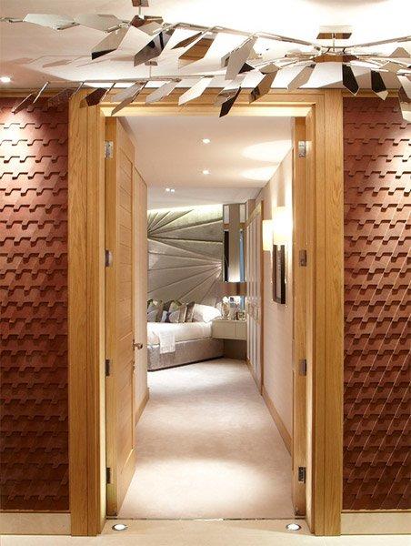 Alma, leather, interiors, product design, London Design Festival