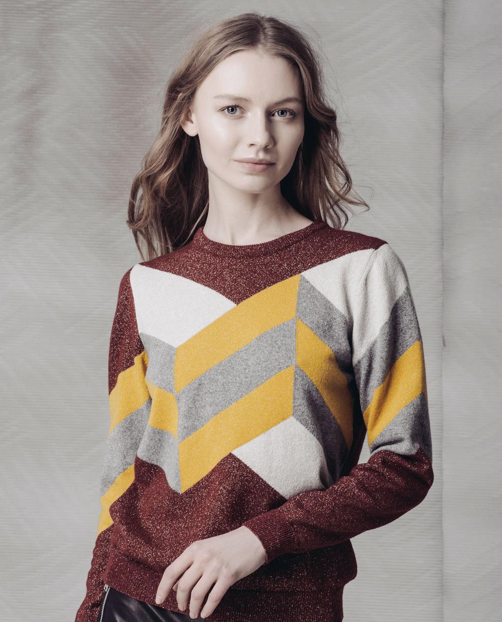 Genevieve Sweeney British knitwear
