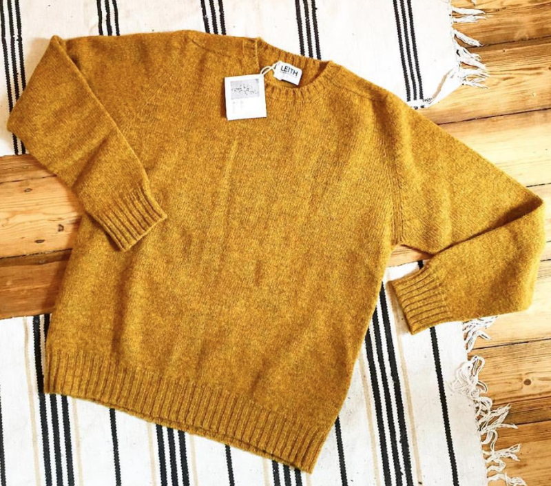 Leith clothing sweater