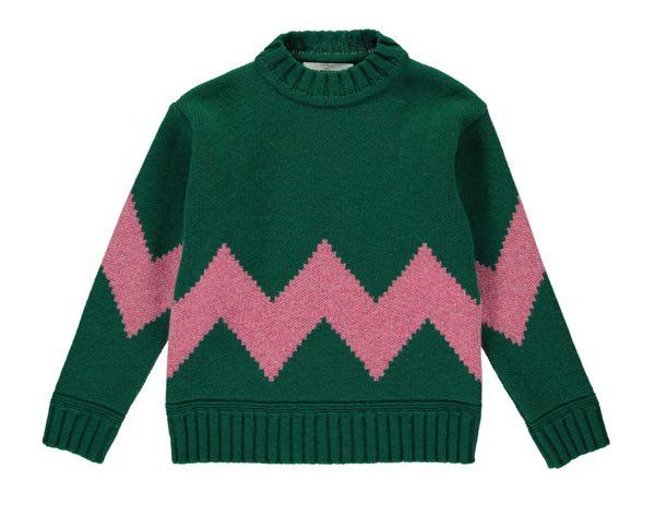 Wonderers British knitwear for kids