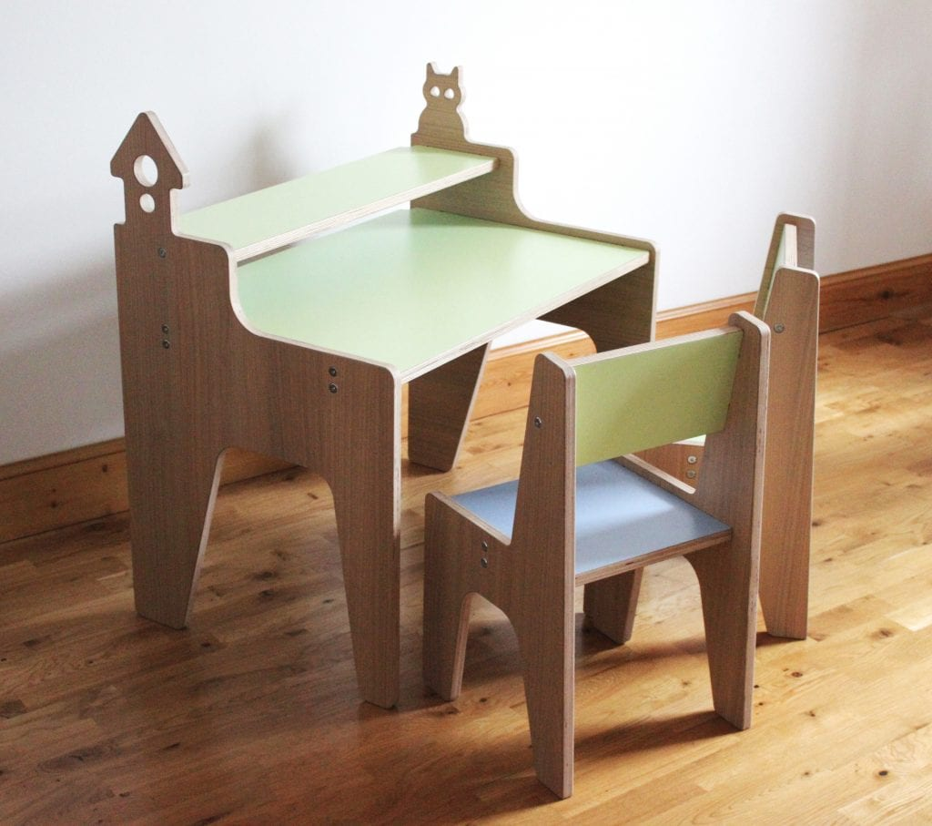 Kids Creative, furniture, product design