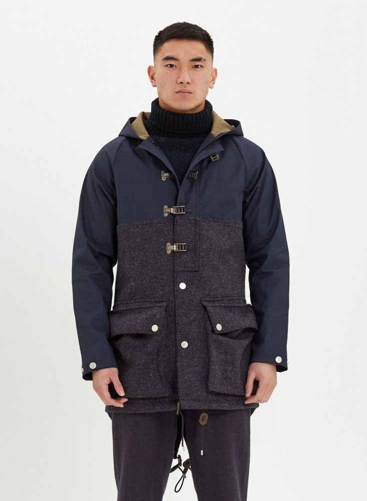 Nigel Cabourn, outerwear, coat, jacket, British-made, coats