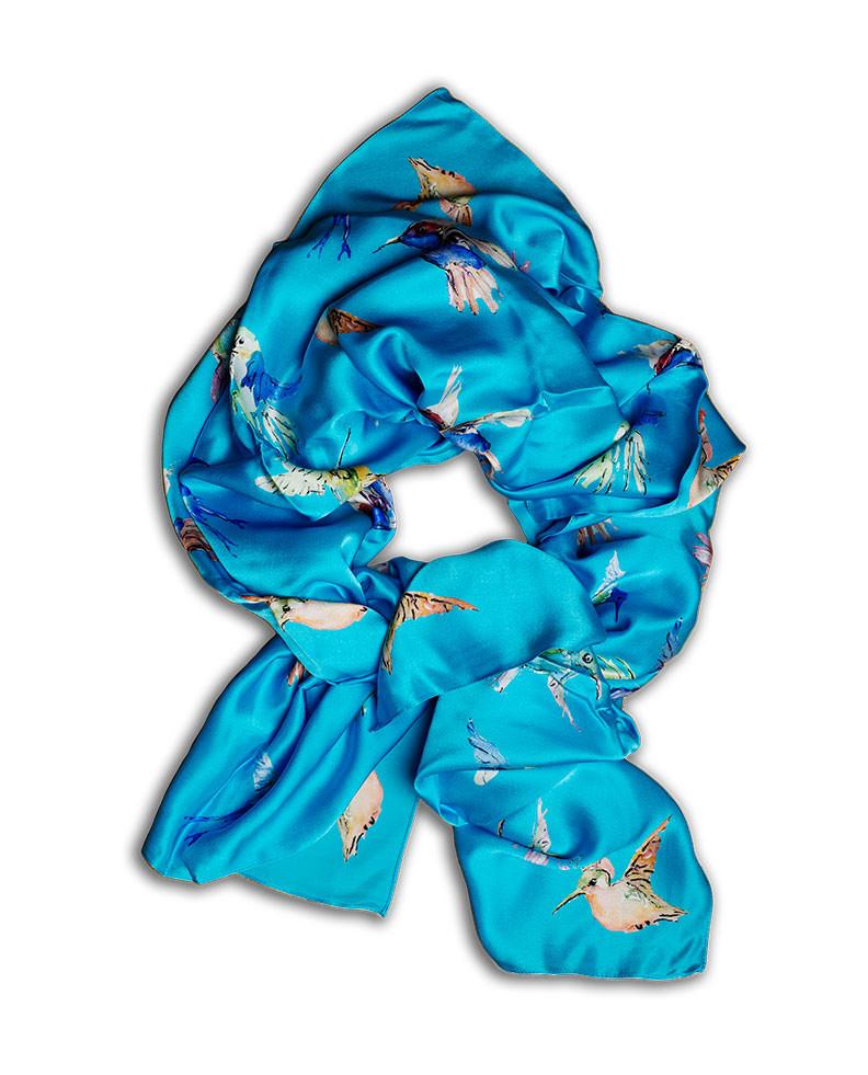 silk scarves by glendinning designs make it