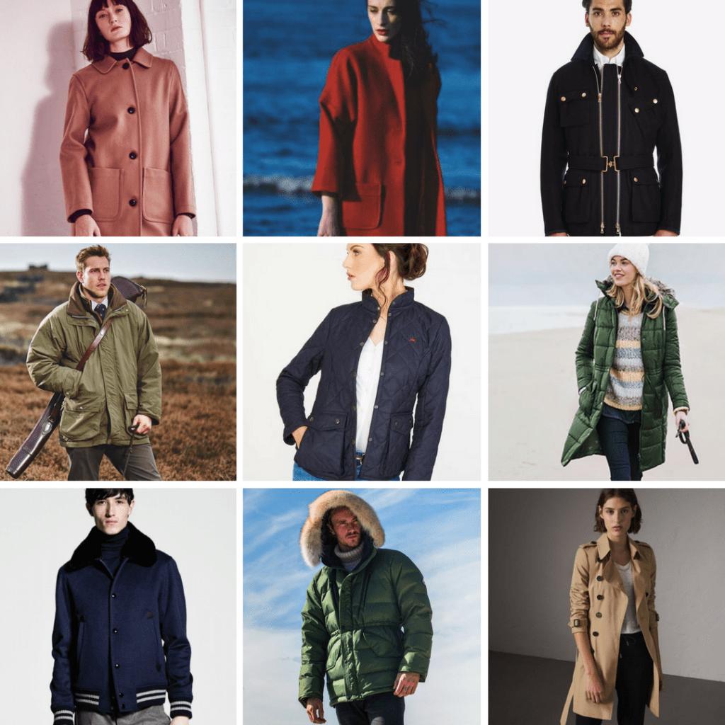 outerwear, coat, jacket, British-made