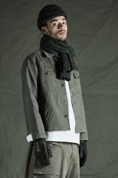 Realm & Empire, outerwear, coat, jacket, British-made, coats