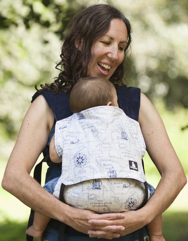 Spirit of Adventure Sleepy Nico Baby Carrier