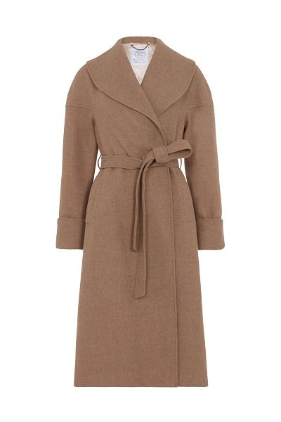 The Cora coat by Elizabeth Martin