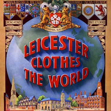 Leicester Clothes the World