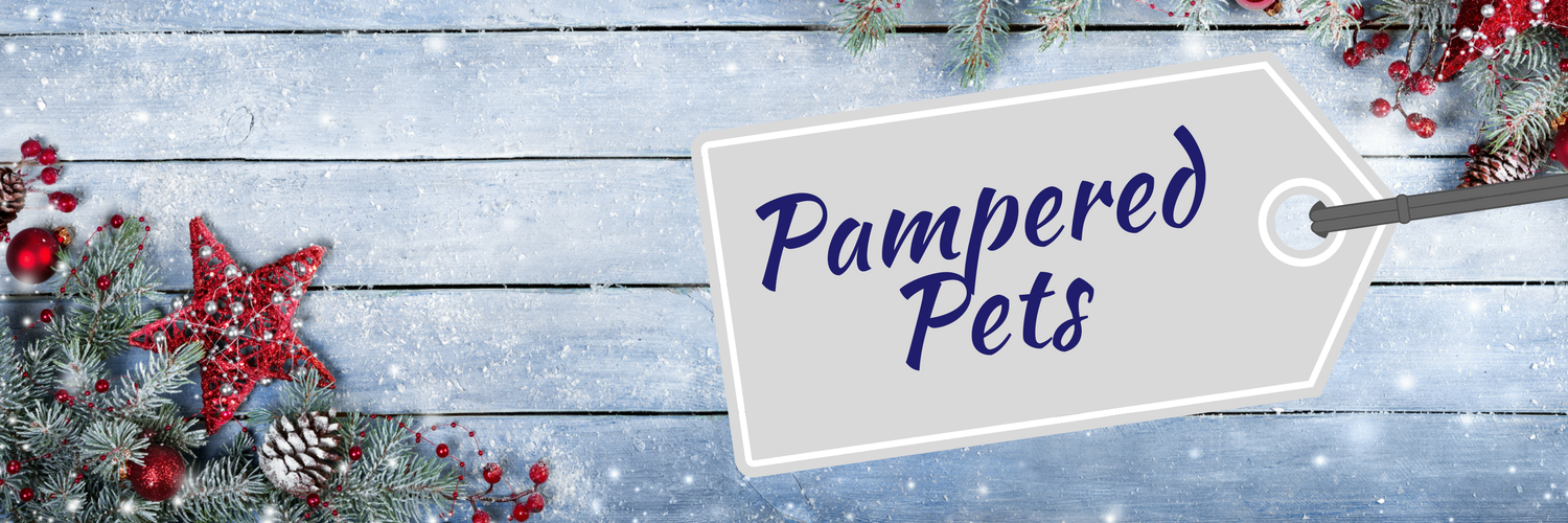 Pampered Pets - Christmas Gift Guide