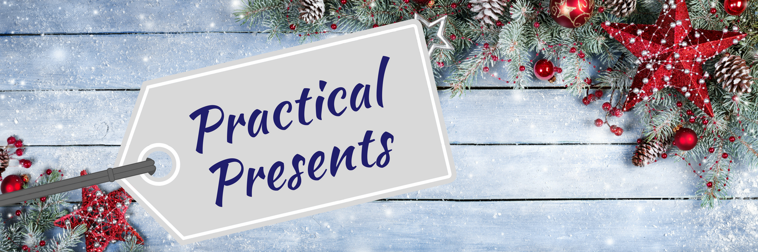 Practical Presents - Christmas Gift Guide