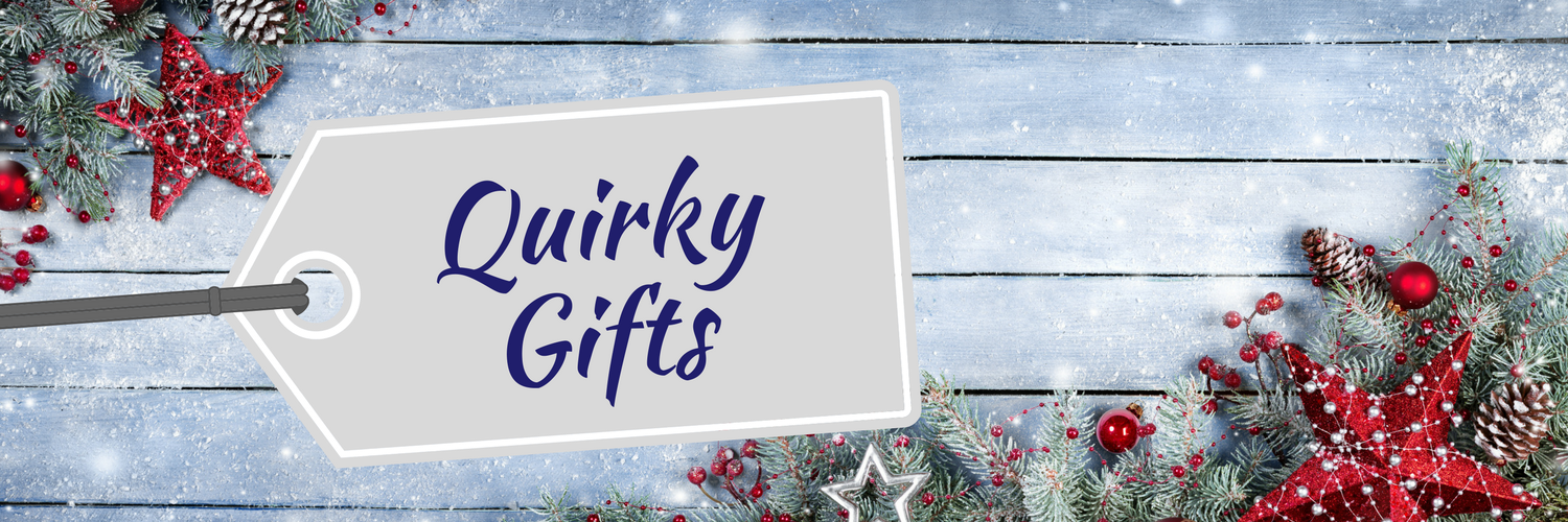 Quirky Gifts - Christmas Gift Guide