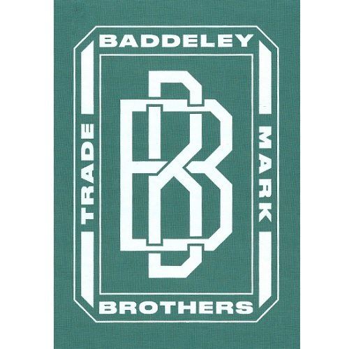 Baddeley Brothers Book Make it British Christmas