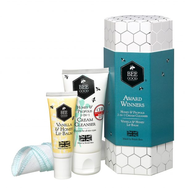 Bee Good British skincare competition