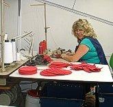 shoulder pads, sleeve rolls, interlinings