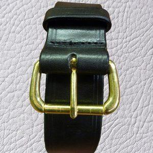 Equitek British made leather belt
