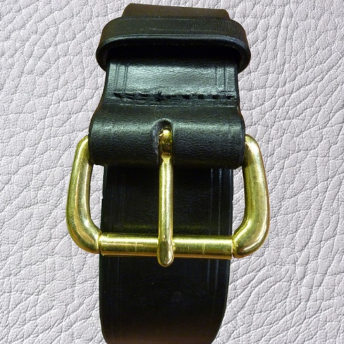 Equitek British made leather belt