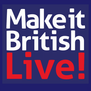 Make it British Live - our trade show
