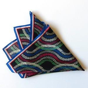 Mondomagna British made silk square