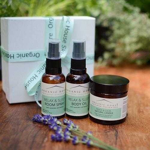 organic House British beauty brand