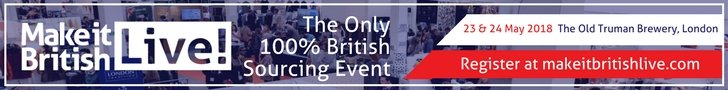 trade show, Make it British!