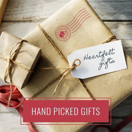 Gift box prizes