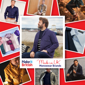 Top UK-made 10 Menswear