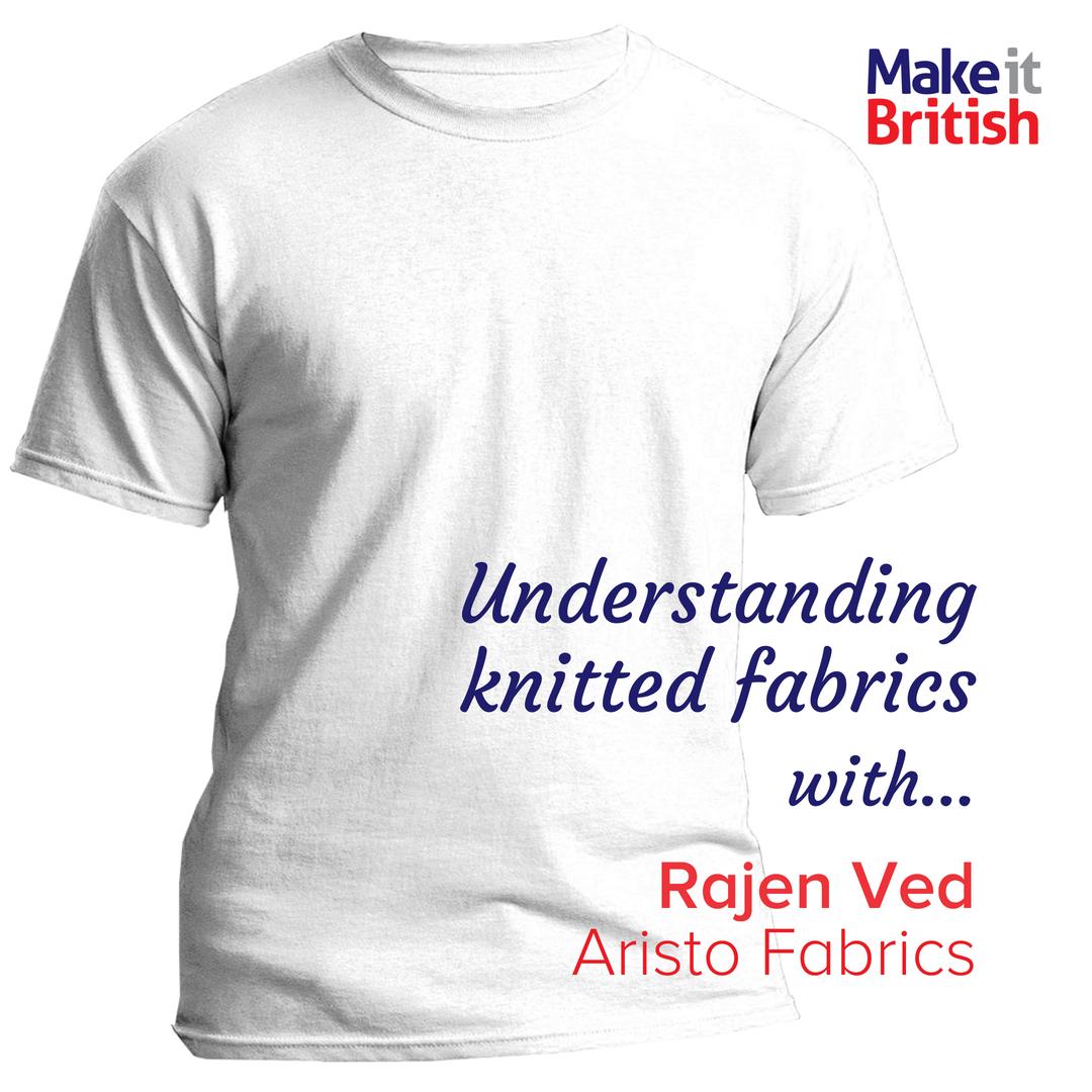 knitted fabrics, aristo, Rajen Ved