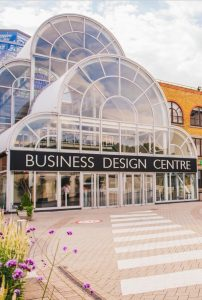 Business Design Centre Make it British Live!