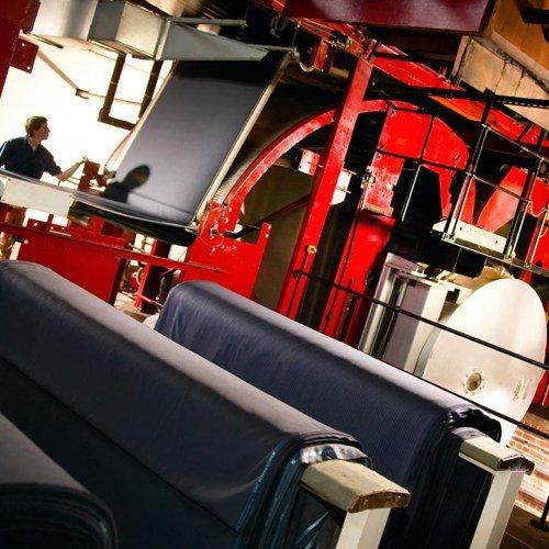Top 15 Yorkshire textile mills - Make it British