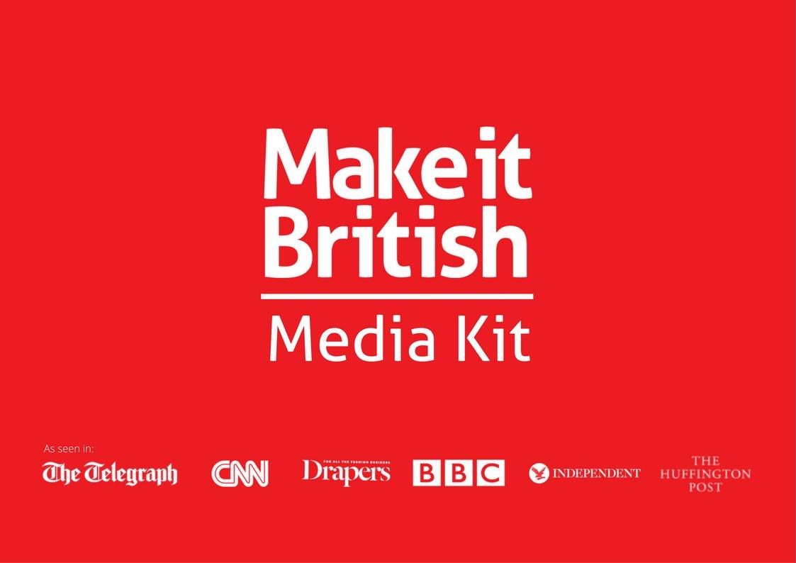Make it British Media Kit