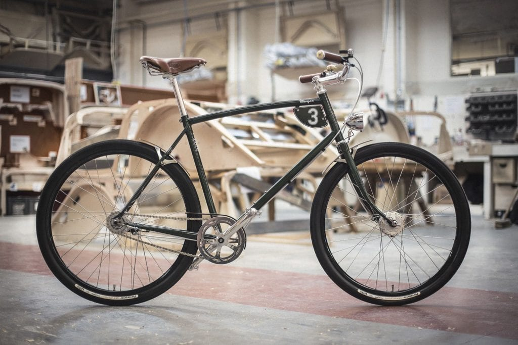 Pashley Morgan collaboration