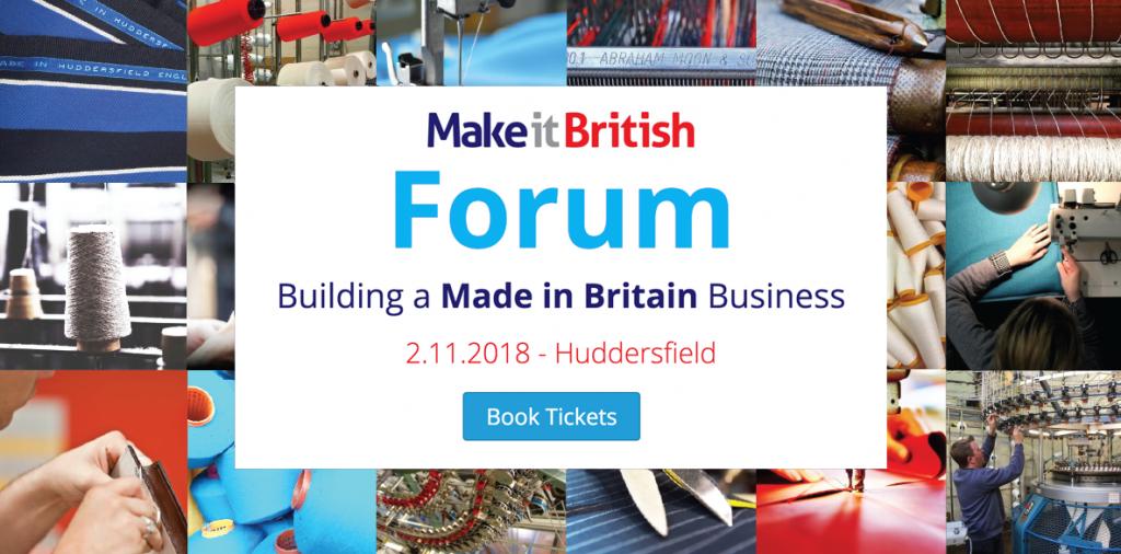 Make it British Forum Huddersfield, Beehive Brand
