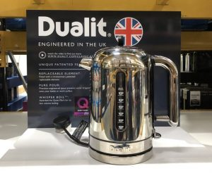 dualit toaster made in the UK