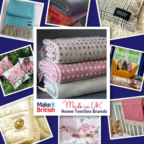 British Home Textiles Brands