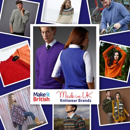 Top 10 UK-made knitwear brands